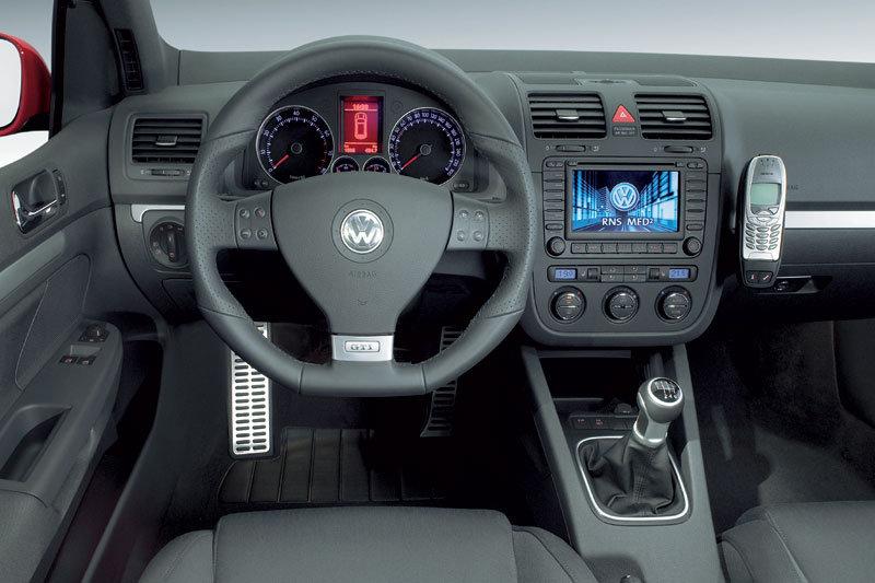 Madison : Volkswagen golf 5 gti interieur